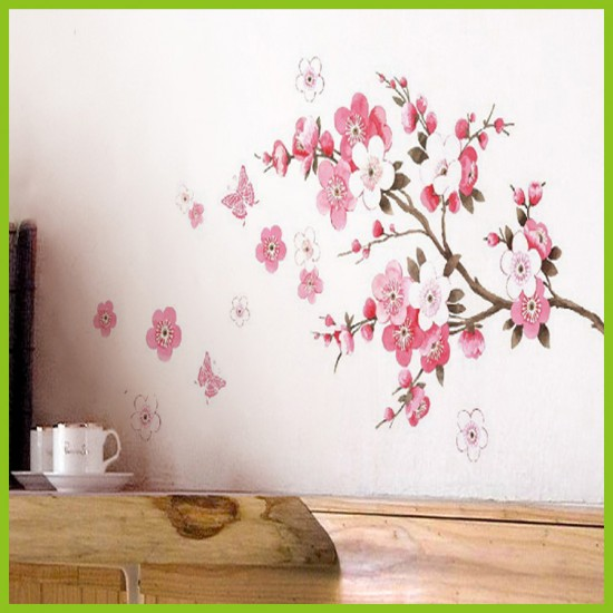 Sakura Vinyl Wall Sticker